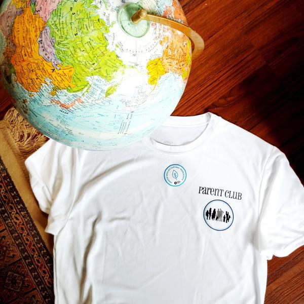 Parent Club t-shirt