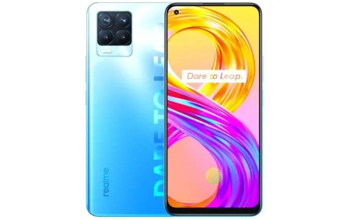 Realme 8 Pro, with 108 MP quad camera, is now available in Mexico!