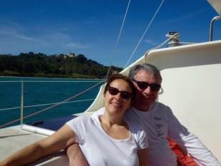 Porquerolles avec Corinne & Jean-Louis