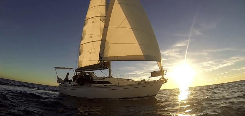 A bord de Talio…