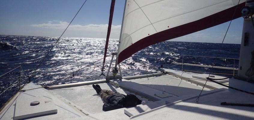 Taoumé: Navigation Canaries – Cap Vert