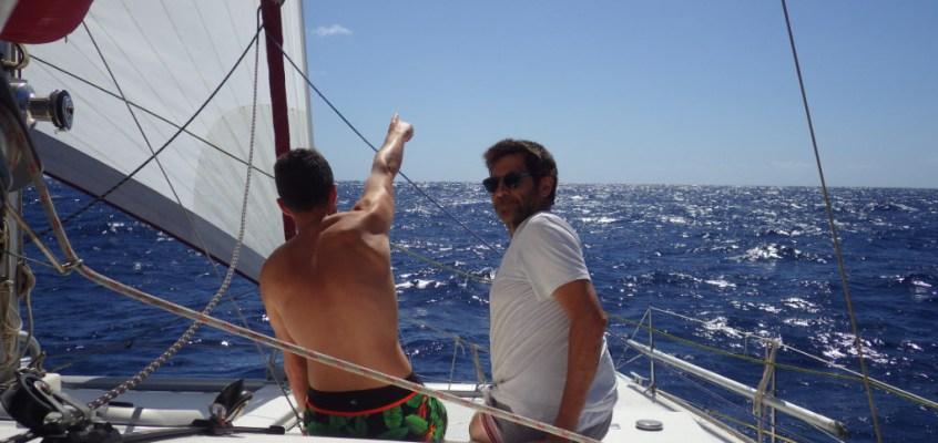 Transat Catamaran Taoumé