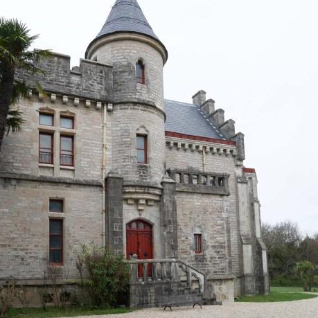 hendaye chateau abbadia
