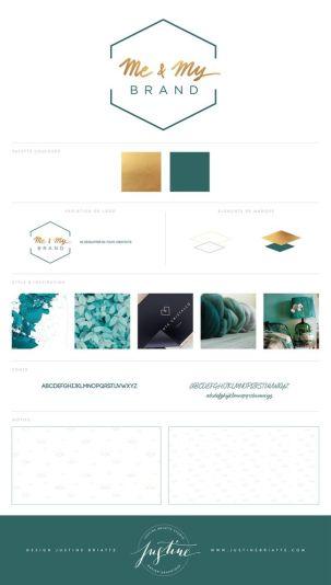 exemples identité visuelle