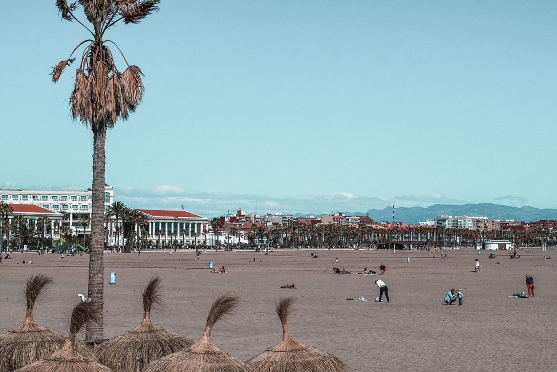 séjour à valencia