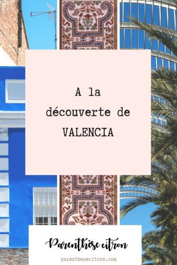 voyager à valencia