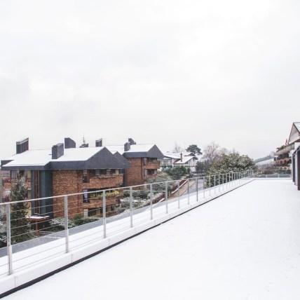 neige à donostia