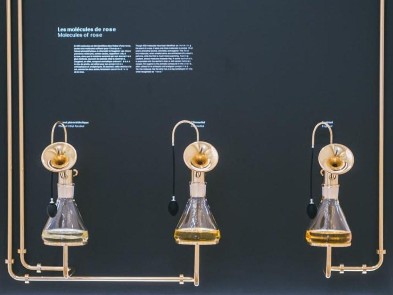 grand musée du parfum Paris