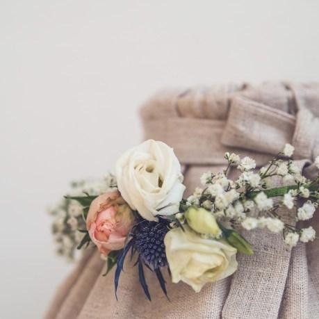 décoration florale mariage diy
