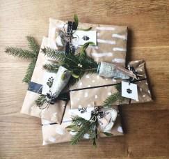 diy emballage cadeaux