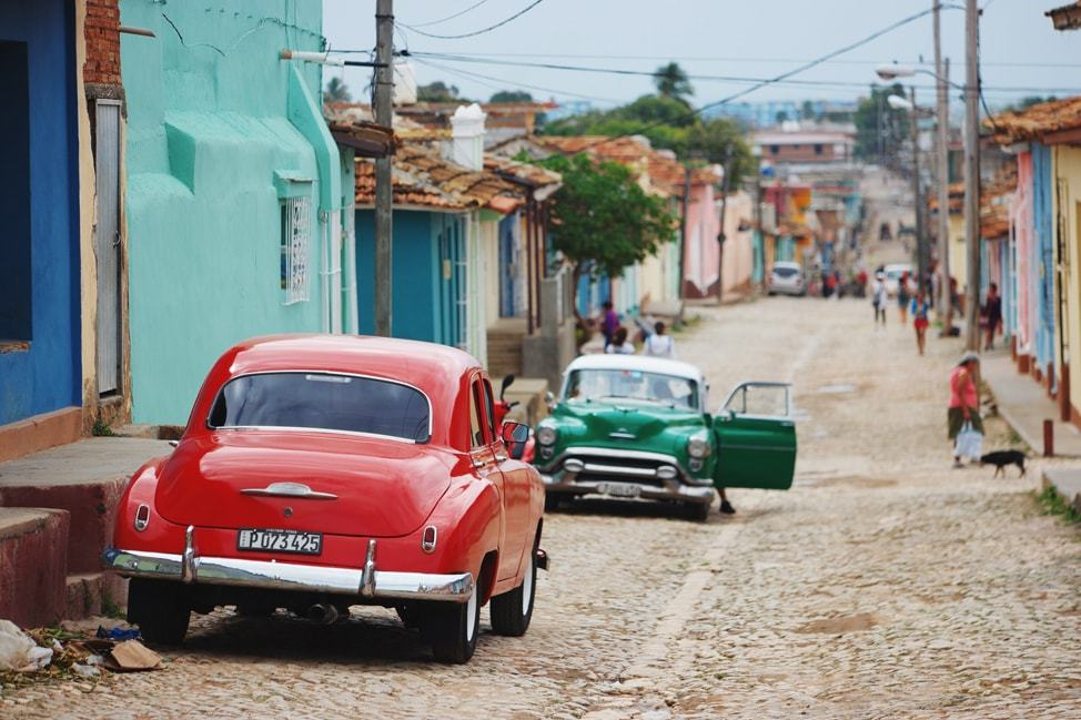 Cuba - Kirsten Alana