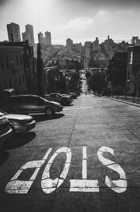 San Francisco - Julie Sarperi - Carnets de Traverse