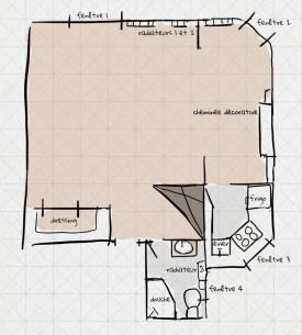 Plans architecture