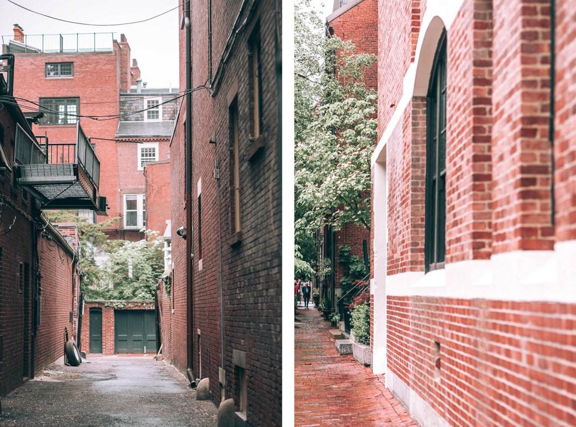ma vie à boston - downtown