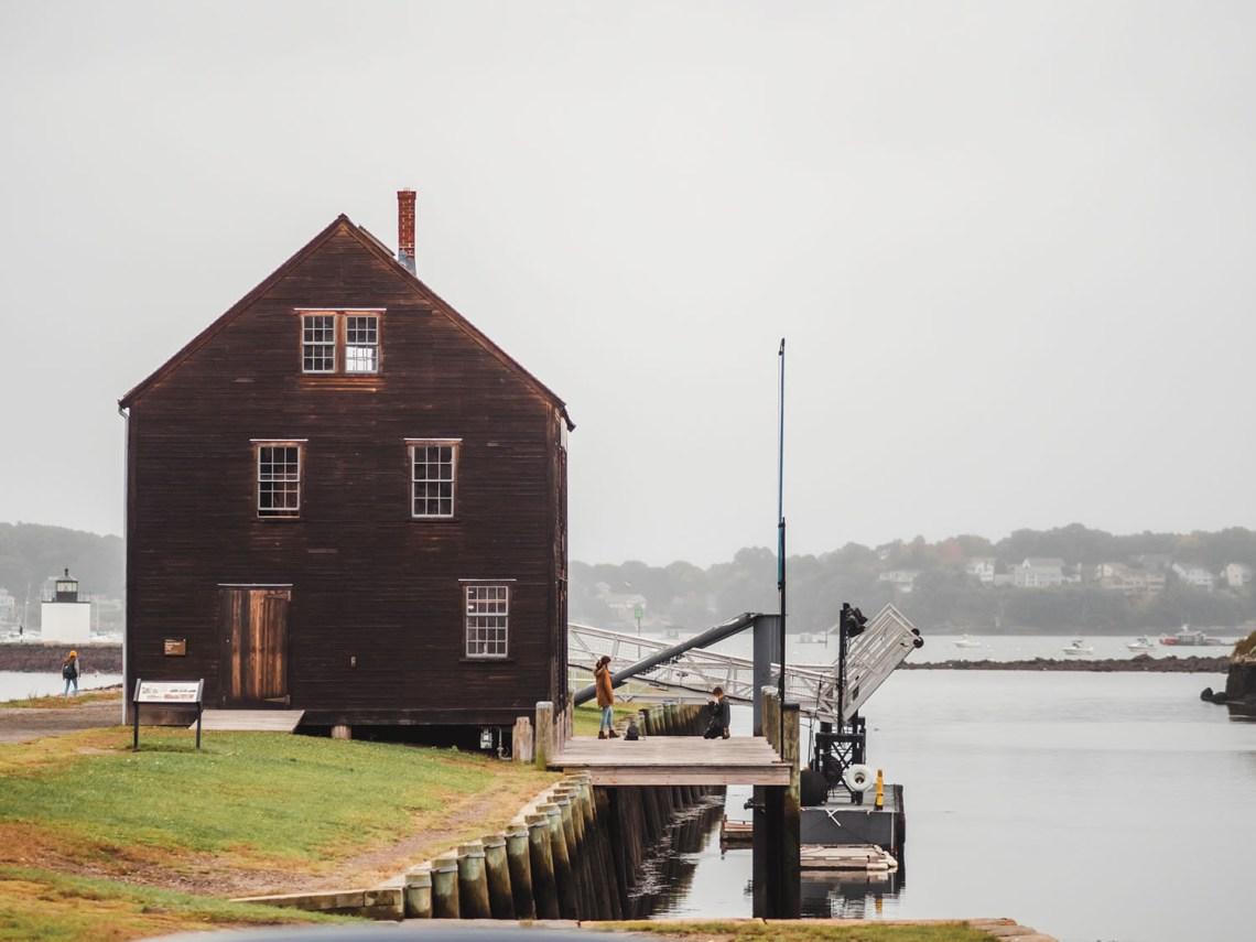 Escapade à Salem, ville des sorcières