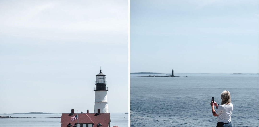 week end dans le Maine