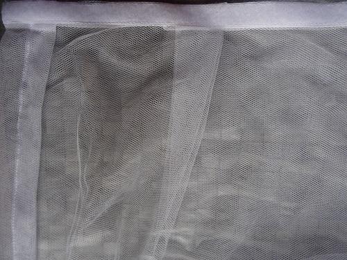 Couture du velcro pour une meilleure finition