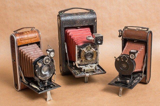 Les appareils photo en voyage