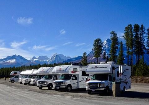 Camping-car de location