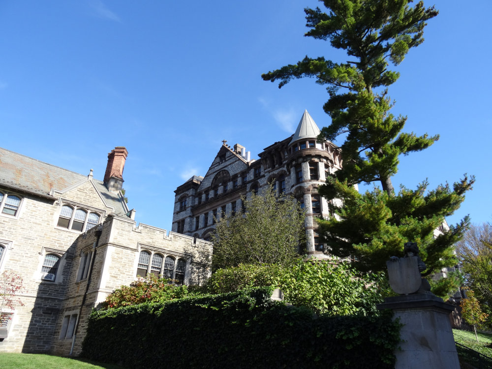 L'architecture gothique de Princeton