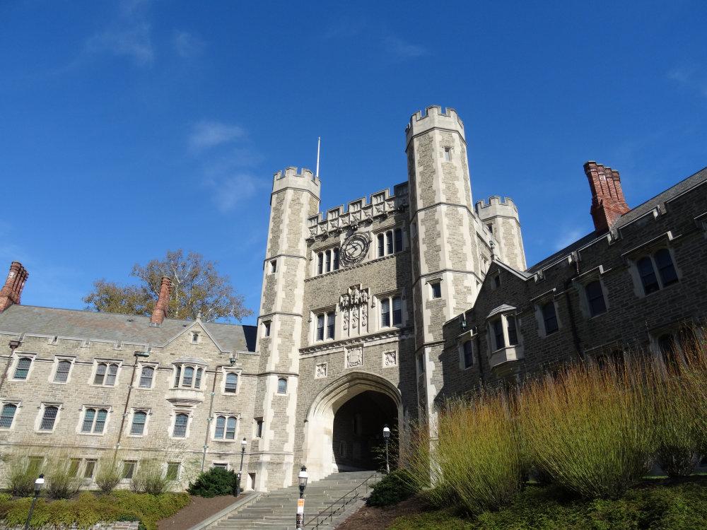Le décor de rêve de Princeton