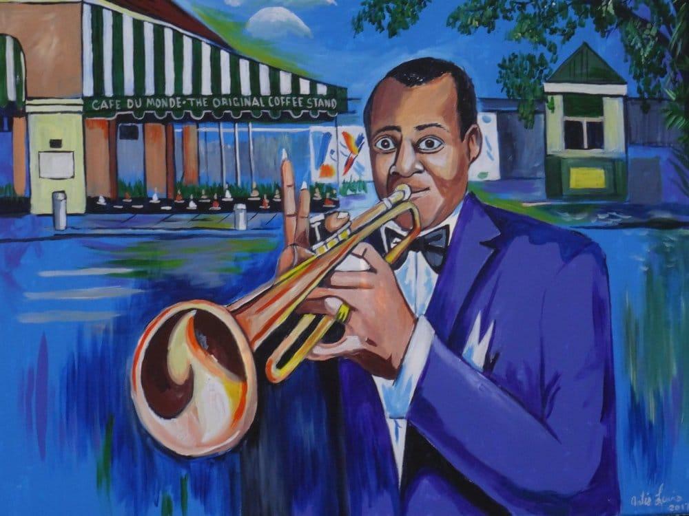 Louis Armstrong, enfant de la ville et du jazz
