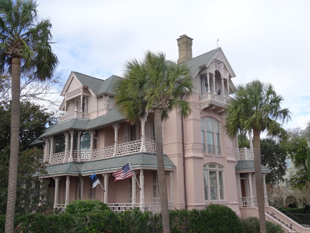 Les villas du front de mer
