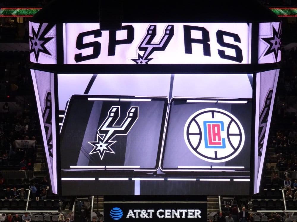 Le match NBA du jour à San Antonio
