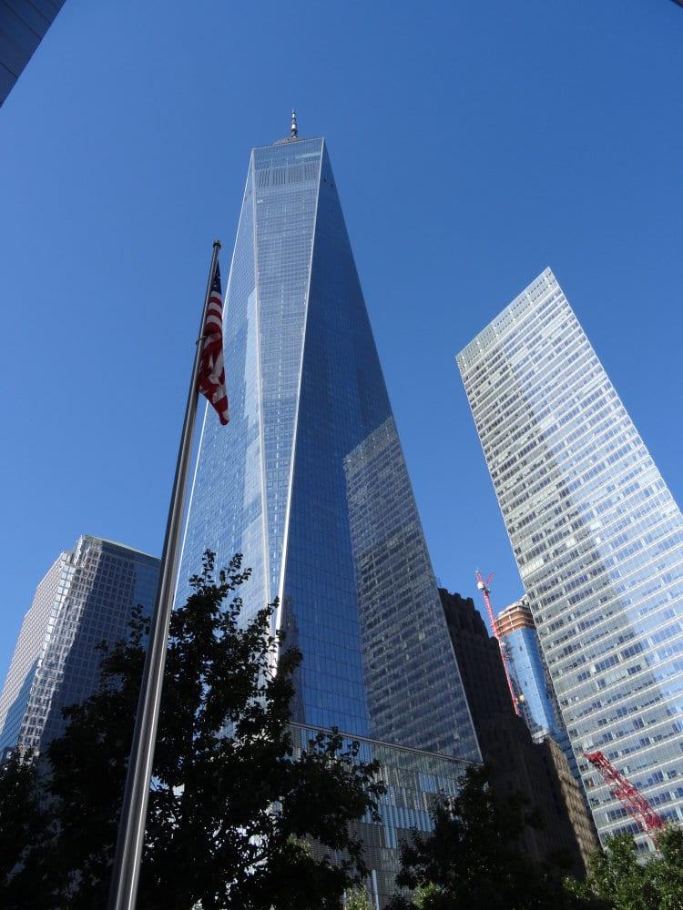 Le nouveau One World Trade Center