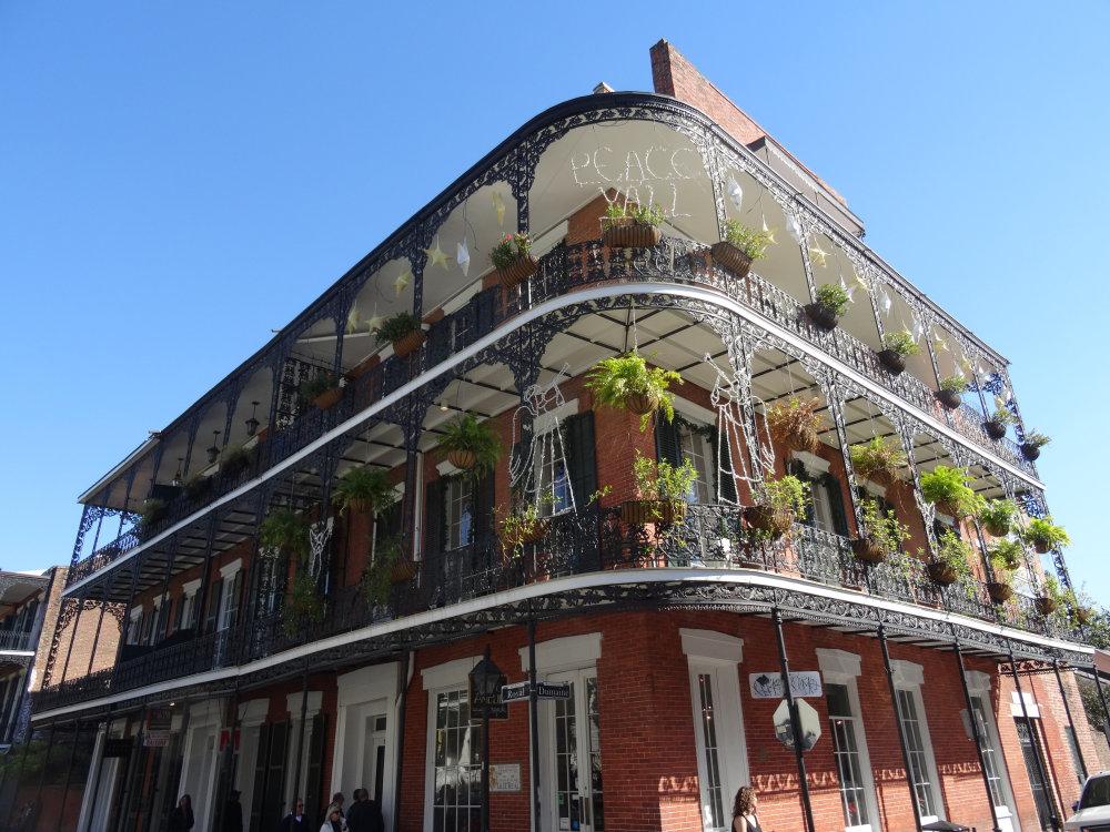 Un des joyaux de Bourbon Street