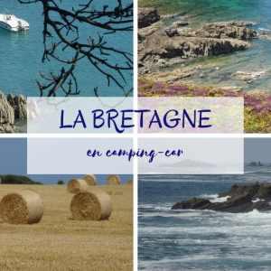 Grand tour de Bretagne en camping-car