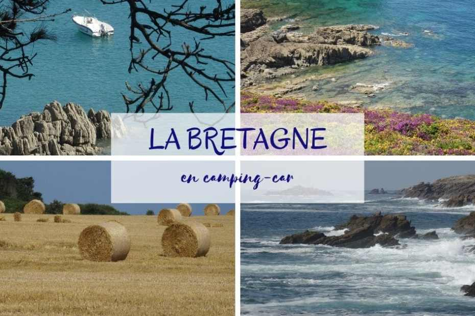 Grand tour de Bretagne en camping-car