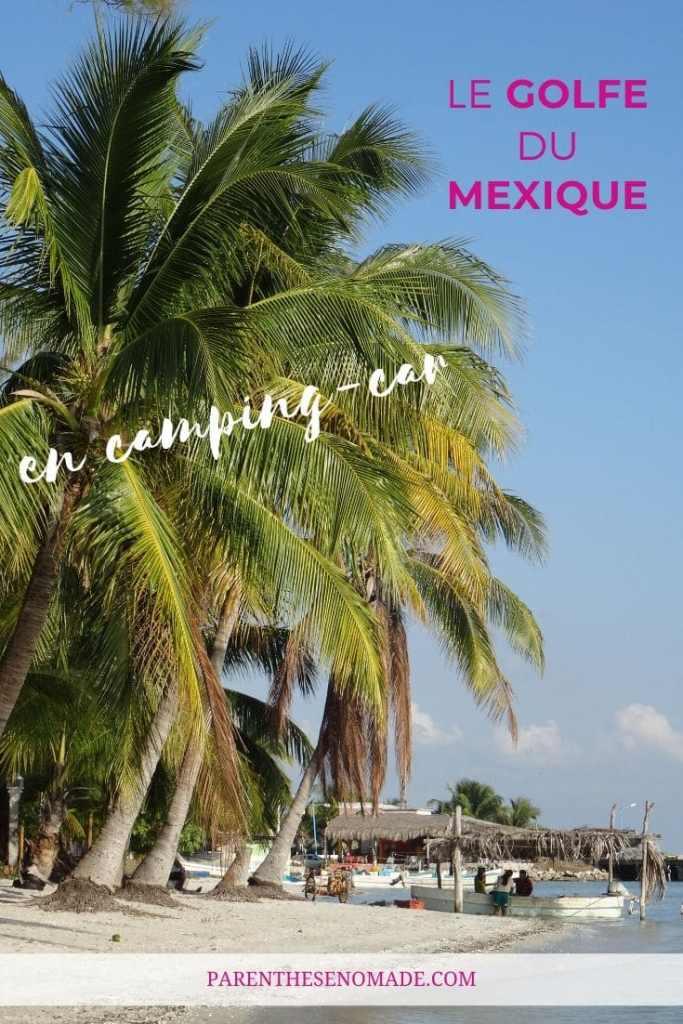 Golfe du Mexique camping car