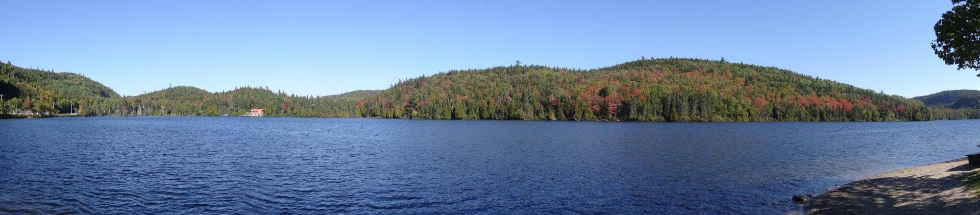 Entre Québec et le Saguenay