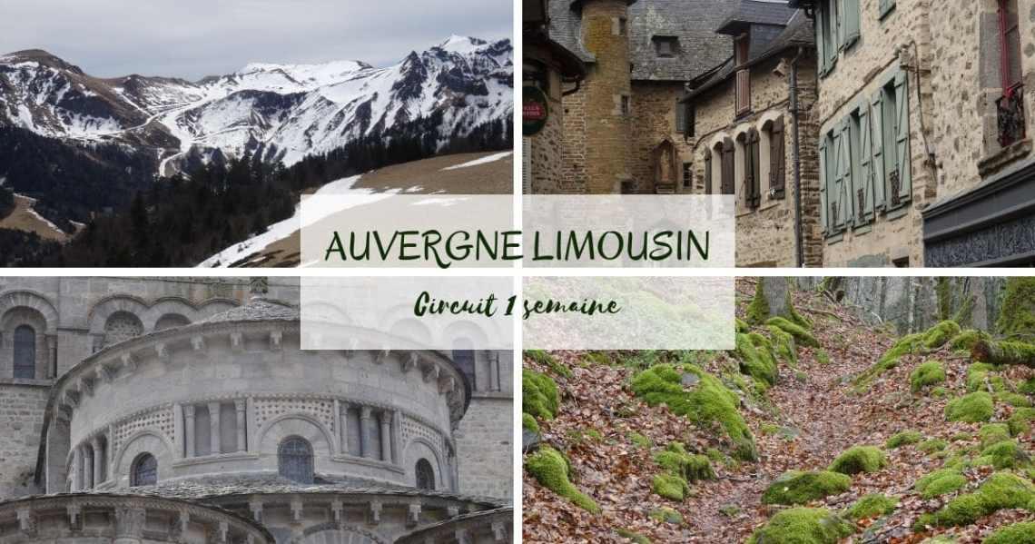 Auvergne Limousin camping-car