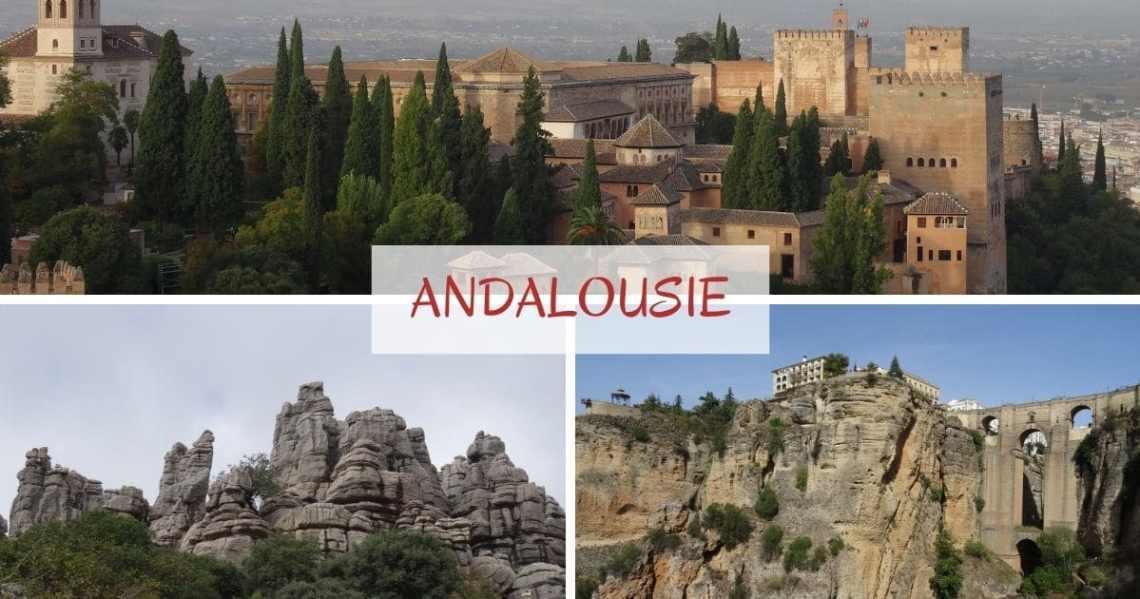 L'Andalousie en camping-car