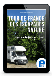 Ebook gratuit tour de France des escapades nature en camping-car