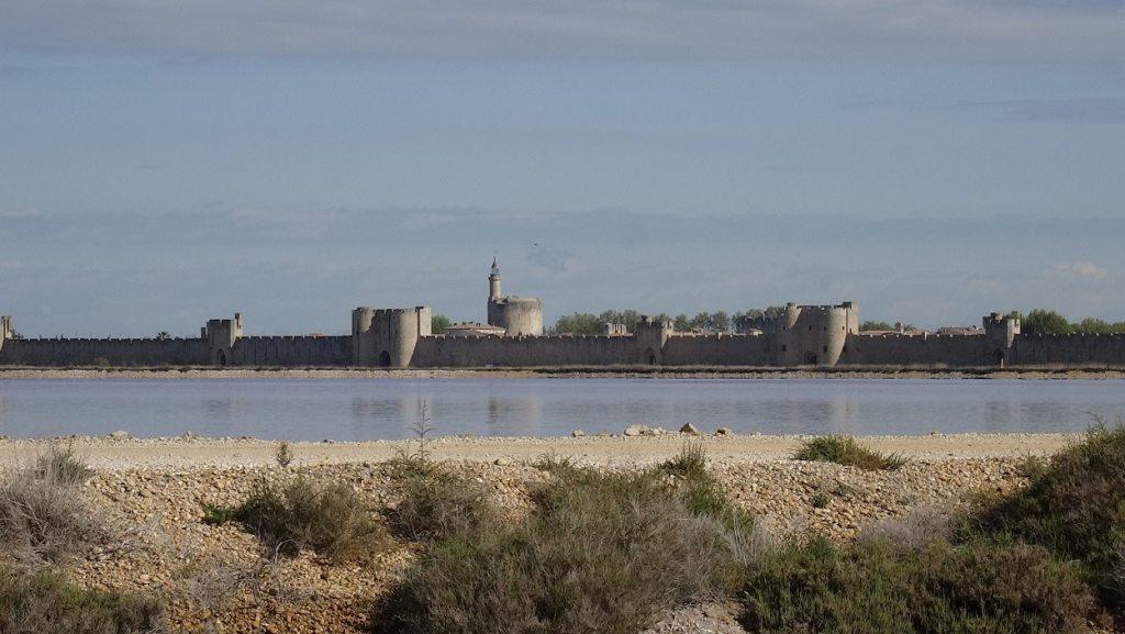 Les remparts d'Aigues-Mortes (Camargue)