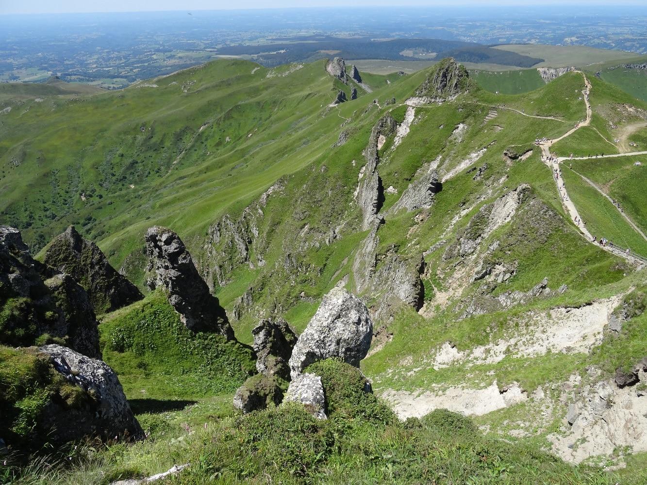 Randonnée au Puy de Sancy depuis Super Besse