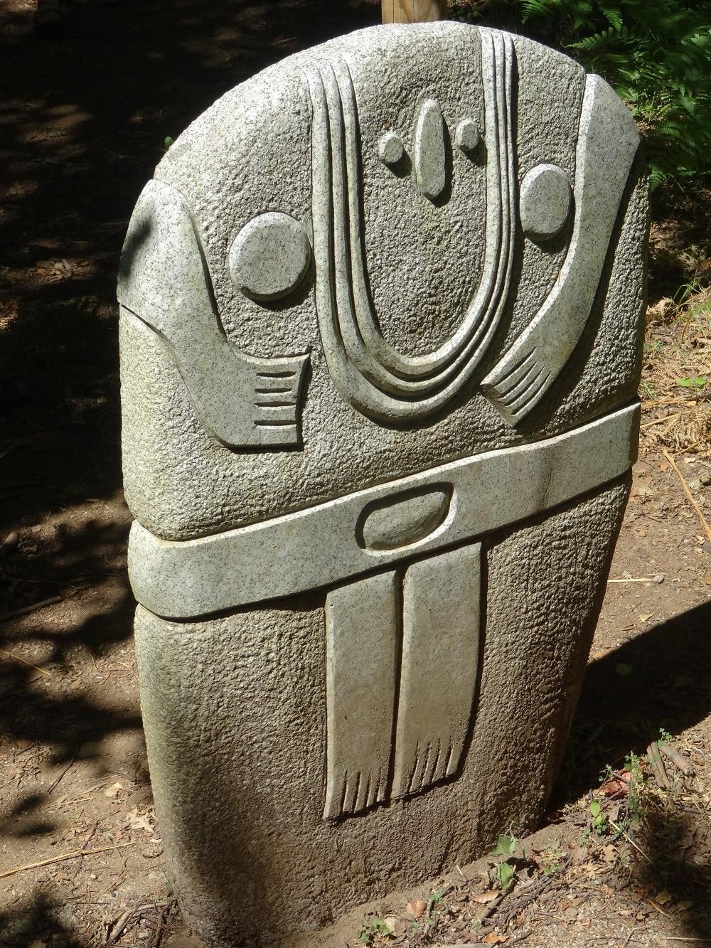 Statue-menhir de la vallée du Sidobre