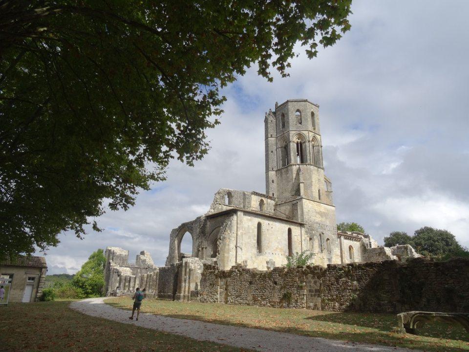Abbaye de La Sauve Majeure, patrimoine mondial de l'UNESCO