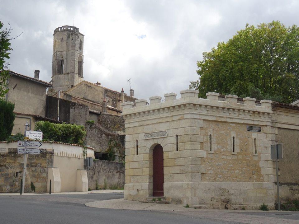 La plus petite prison de France à La Sauve