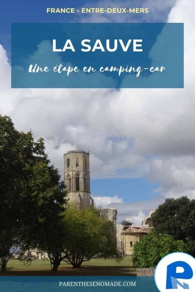 L'abbaye de La Sauve Majeure, classée au patrimoine mondial de l'UNESCO