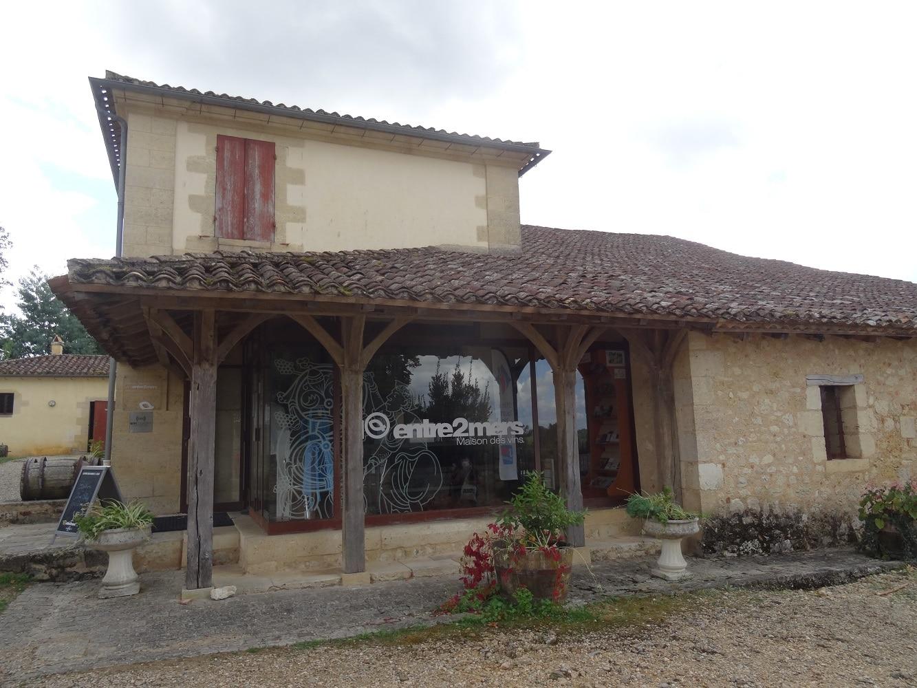 Maison des vins de l'Entre-deux-Mers