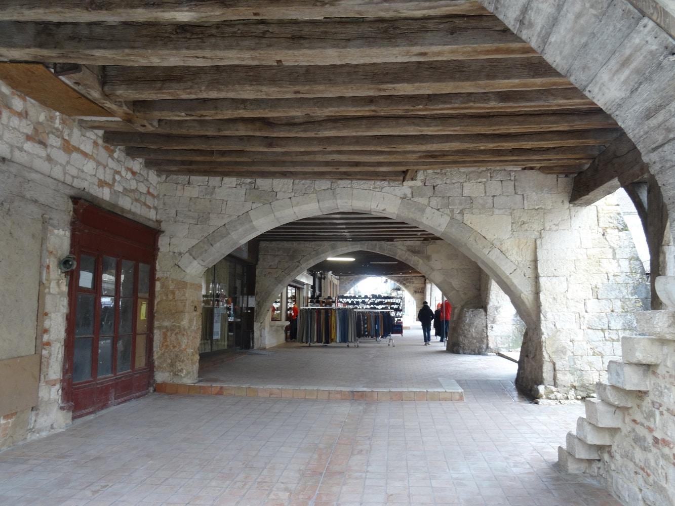 Villeréal, plus beau village de France en Lot-et-Garonne