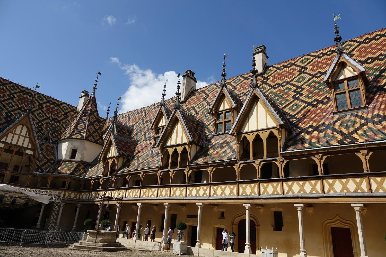 Les hospices de Beaune (et musée de l'Hôtel Dieu)