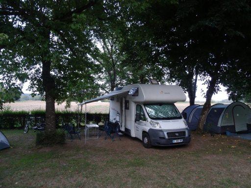 Camping La Cabane à Vézac