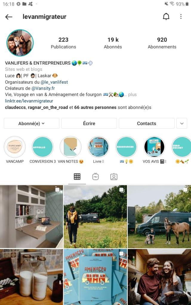 La van migrateur : Camper Village VDL Le Bourget 2021