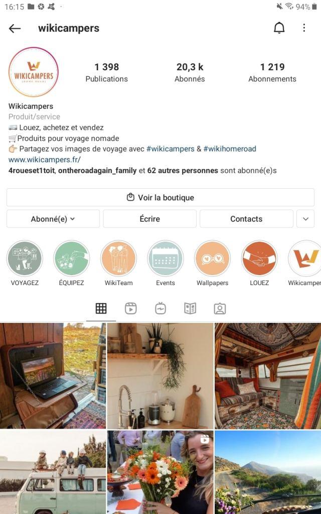 Wikicampers : Camper Village VDL Le Bourget 2021
