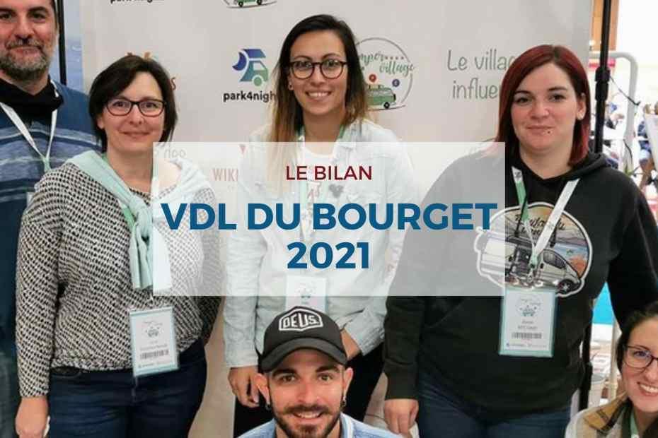 Les créateurs de contenu présents au Camper Village du Salon du Bourget 2021